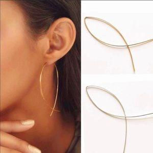 Jewelry - NEW 💞 Minimalist Dangle Earrings